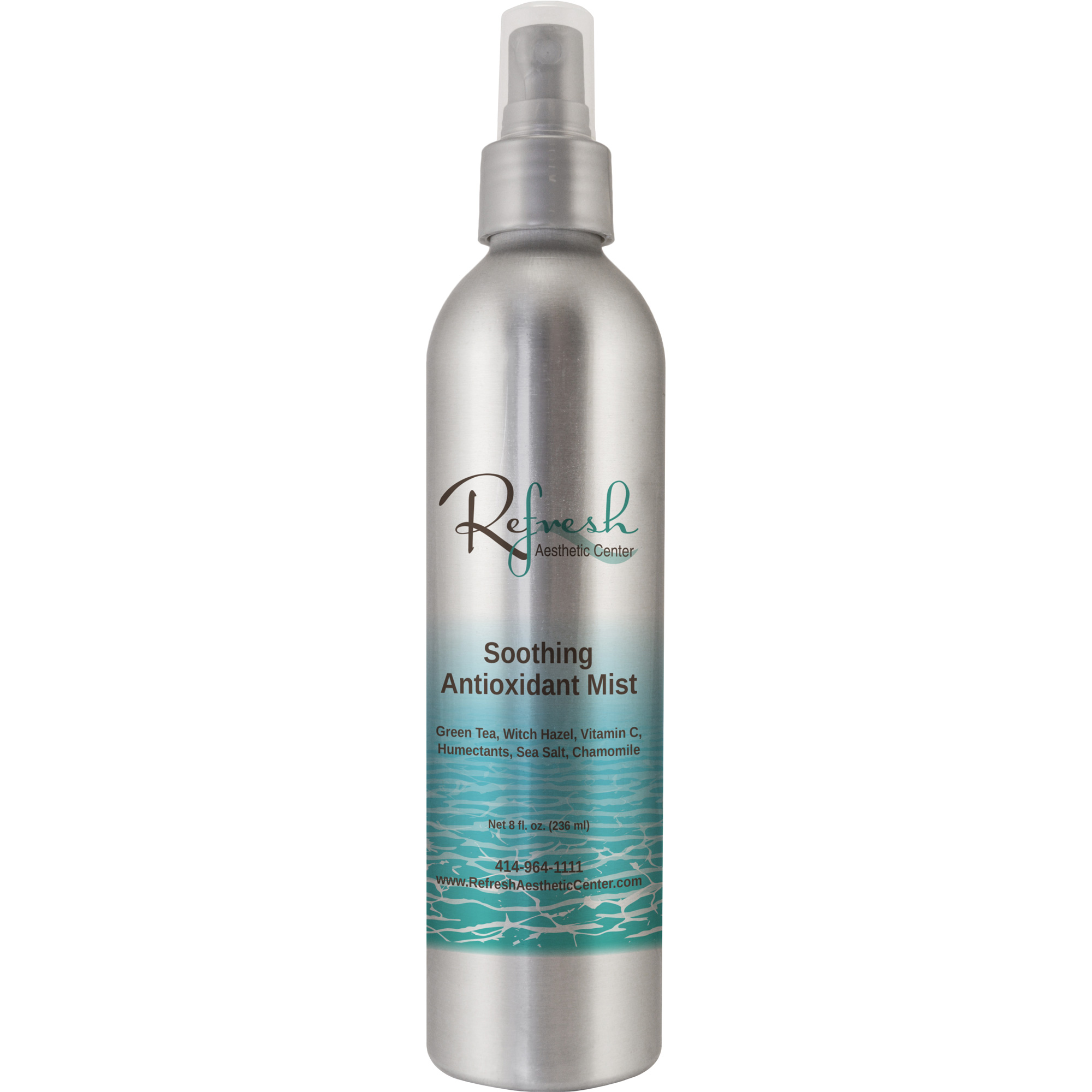 ReFresh Soothing Antioxidant Mist for Face and Body